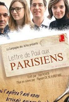 Lettre de Paul aux Parisiens